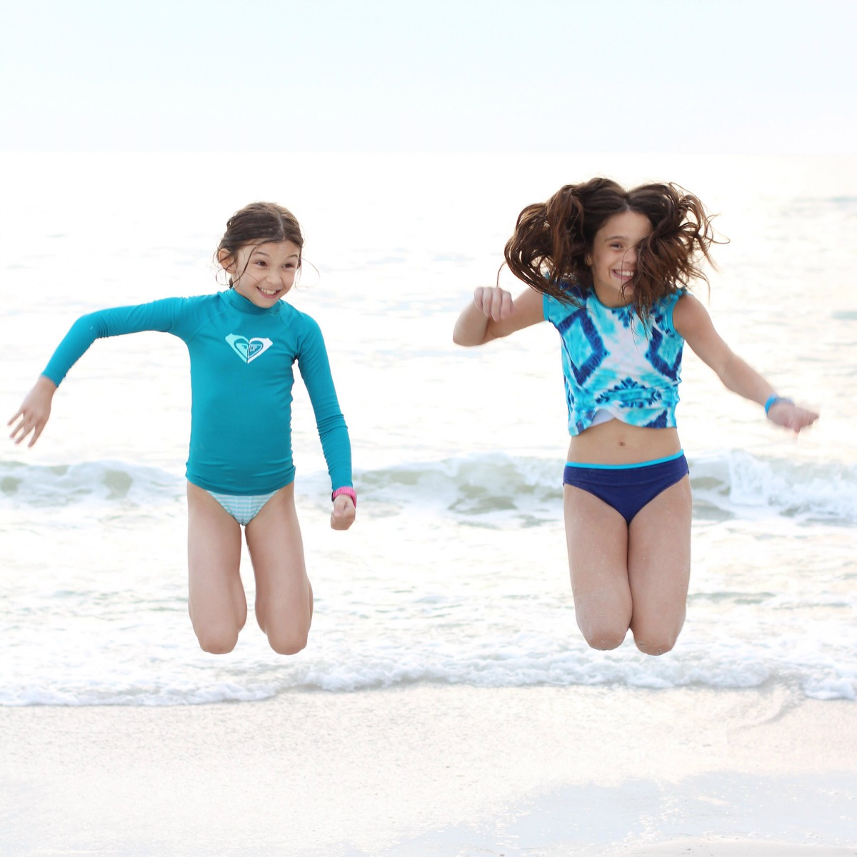 Roxy kids rash guard