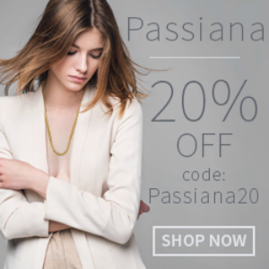 20 percent off with Passiana